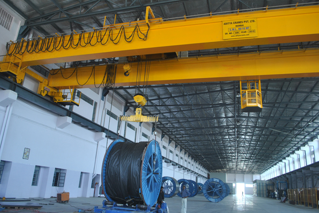 Double Girder EOT Cranes / Electric Overhead Travelling Crane